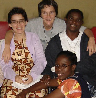 Rencontre des Spiritaines au Cameroun.