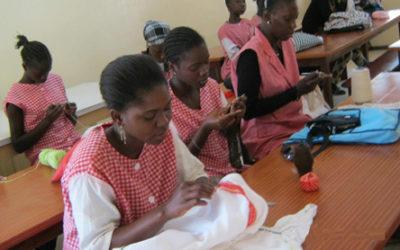 Projet en faveur de la mission au Sénégal