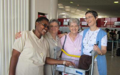 2012 Nouvelle mission spiritaine aux Philippines