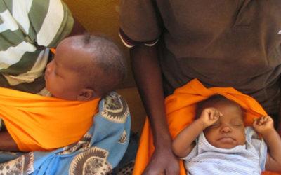 Au Mozambique, un foyer pour les enfants malnutris