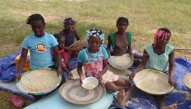 En Angola, projet pour le foyer des filles