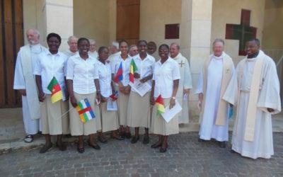 Profession religieuse et Missionnaire