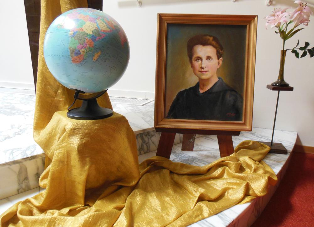 Archives spiritaines les soeurs missionnaires du saint - Les soeurs du marquis ...