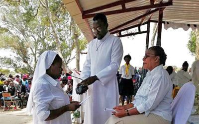 Engagement définitif en Angola