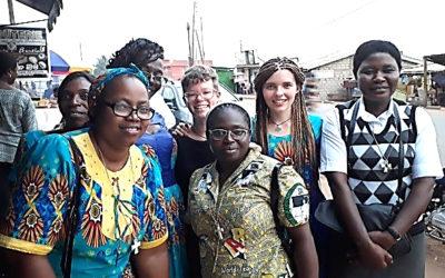 Volontaire MaZ au Cameroun