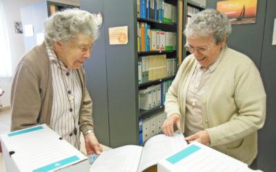 Les Archives générales des Sœurs Spiritaines