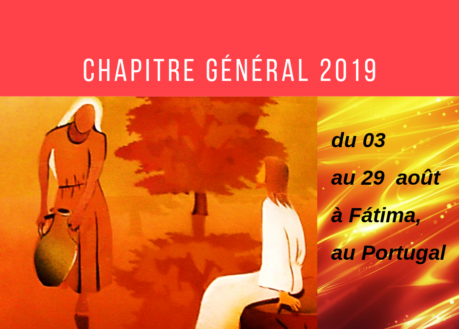 Chapitre général 2019