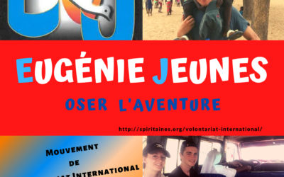 Volontariat International EugénieJeunes