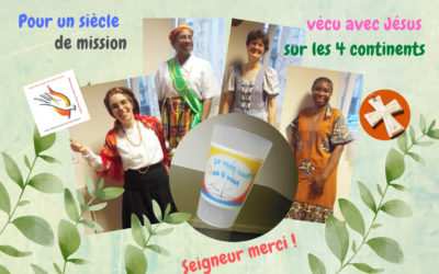 Cup song des Spiritaines