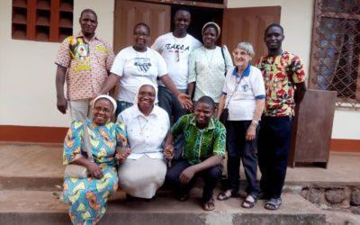 Les Spiritaines de retour à Mbaïki