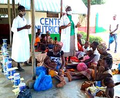 Nouvelle Mission des Spiritaines au Moçambique